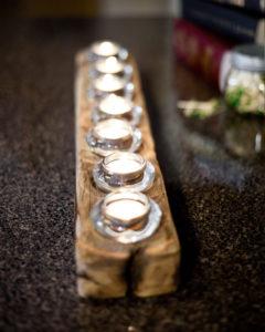 Upcycled Candleholder - 7straight