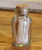 Recycled Mini Jar