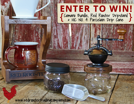 Enter to Win the Ultimate Coffee Lovers Set!