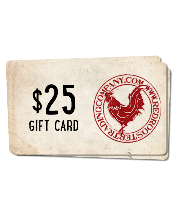 Gift Card $25 $25 Gift Card